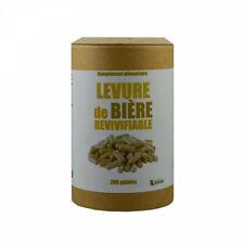 Levure de Bière revivifiable - 200 gélules végétales de 320 mg