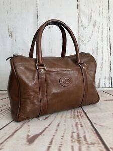 Genuine Vintage Gucci Leather Bag