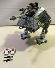 Lego 7671 Star Wars Episode III AT-AP Walker Clone Trooper Set Complete 2008