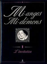 BD adultes Marquis (Le) Mi-anges Mi-démons tome 1 L'Invitation