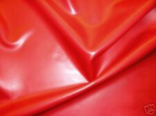 Latex Caoutchouc 0.25 mm épais, 92 Cm Large, Rouge