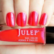 NEW! Julep nail polish RILEY Nail Vernis ~ Firecracker iridescent shimmer