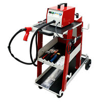 POWERTEC Nitrogen Plastic Welder + Generator - Heats plastic without combustion