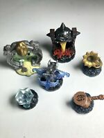 Skylanders Swap Force Magic Item Lot Of 5 Crossbow Hammer Forge Groove Sheep