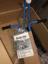 Italtrike Roller Scooter Typ Atlantic Tretroller Model P80707 blau OVP  NP 120 €