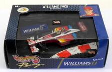 Hot Wheels 1/43 Scale Diecast 24625 - F1 Williams FW21 - R.Schumacher