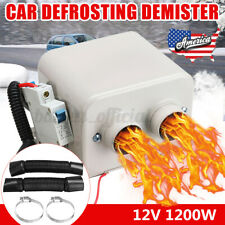 Us 1200W / 150W Electric Car Heater Auto Heating Cooling Fan Defroster Demister