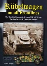 BOEK/LIVRE : KÜBELWAGEN  K 1 VW typ 82 (WW2,jeep,military car,volkswagen,WO2