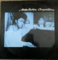 Anita Baker - Compositions - 7559 60922-1 - vinyl LP
