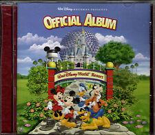 "Walt Disney Records.""The Official Album Of Walt Disney World"".Oop Souvenir Cd"