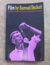 FILM by Samuel Beckett  - 1st/2nd PB 1969 grove Evergreen   - photographs
