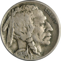 1924-S Buffalo Nickel Great Deals From The Executive Coin Company - BBNB6606