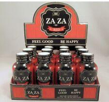Zaza Red Relaxation 12 Bottles Ct Bx 2 oz Shots