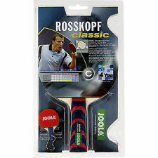 JOOLA 54200 Rosskopf Classic Recreational Table Tennis Racket Paddle