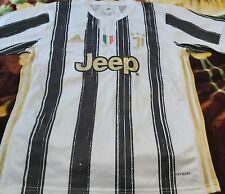 Cristiano Ronaldo Hand Signed Juventus Signed 2020/2021 Jersey