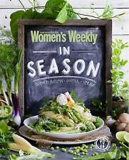 IN SEASON - Australian Women's Weekly (Softcover, 2015, Free Postage)