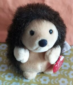 """Keel Toy Simply Soft Collection Plush Hedgehog Teddy 6"""""""