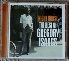 Gregory Isaacs - Night Nurse/ best of/ ex cndtn/ one play only/ private seller