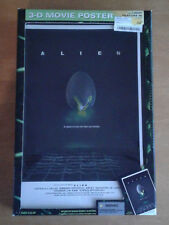 McFarlane NEW - ALIEN 3D Movie Posters - POP CULTURE RARE 2006