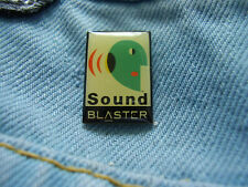 Pin Sound Blaster Creative Sound Creative Labs