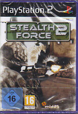 Stealth Force 2 (Playstation 2)