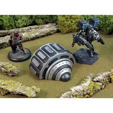 Armorcast BattleTech RoboTech AC2005 1/285th Power Generator 2 Models  Unpainted