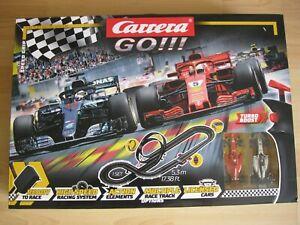 1.Carrera  GO!!! Speed Grip mit Looping, Action Kurve usw.