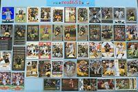 2005+ BEN ROETHLISBERGER #'d-SP-Base Lot x 62 Limited /799 Topps Steelers Batch