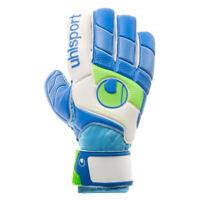 uhlsport Fangmaschine Soft Blue Torwarthandschuhe Herren Torwart Handschuhe TW