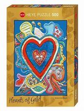 Heye Puzzles & Geduldspiele mit 101-500 Teilen