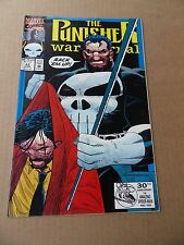 Punisher  War  Journal 43 . JR jr  Cover - Marvel 1992 -   VF