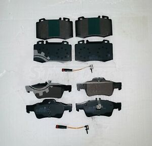 FOR MERCEDES CLS320 3.0 2005-2010 FRONT & REAR BRAKE PADS O.E