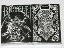 Bicycle Black Asura Deck by Card Experiment USPCC Playing Cards Poker