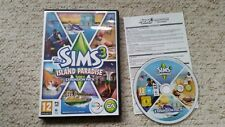 The Sims 3 Island Paradise Expansion Pack PC Windows or MAC