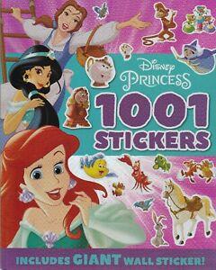 Disney Princess Sticker Activity Book, 1001 Stickers Kids Children's BRAND NEW