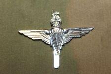 Original Modern Era British Army Paratrooper Wings, London Maker Stamped