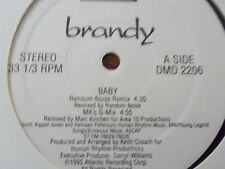 "Brandy ""Baby"" feat. New Extended Remixes Atlantic Doctor Dre 39"