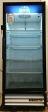 TRUE GDM-12  GLASS DOOR REFRIGERATOR COOLER GOVERNMENT SURPLUS! Nice Unit