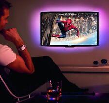 US 1M 5V USB LED Backlight Strip Lighting&controller For decorate TV/Home/shop