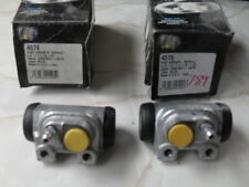 RENAULT CLIO  rear wheel cylinders ( pair )