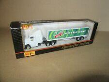 589i Maisto 11021 Transport Hauler mid Truck 18 Wheels Mountain Dew 1:87