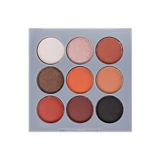 SEALED~ Bang Beauty Warm Neutral Eyeshadow Palette 9 Shimmer & Matte Shades