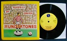 THE UNDERTONES: My Perfect Cousin~Rock 45 & Picture Sleeve~SIRE #4038 UK Import