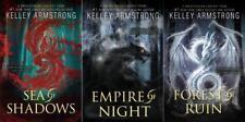 Kelley Armstrong AGE OF LEGENDS Young Adult Fantasy Trilogy Set Paperbacks 1-3