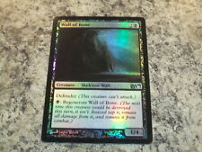 1 X Folien - Wall Of Bone - Magic The Gathering Mtg M10 2010