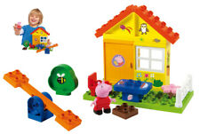 BIG PlayBIG Bloxx Peppa Pig Garten Haus