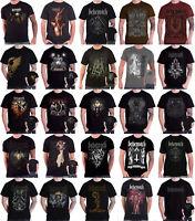 Official Behemoth T shirt The satanist Furor Divinus Evangelion Mens New