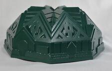 KITCHENAID Tudor Style 11 Cup Bundt Pan Cast Aluminum EUC Green Cake Mold