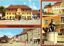 Alte Postkarte - Reuterstadt Stevenhagen