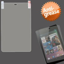 Clear Anti-grease LCD Screen Protector Cover for Google: Nexus 7